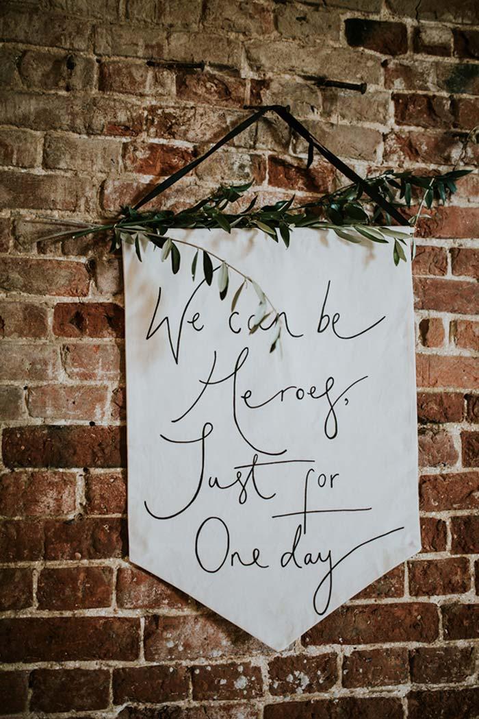 decoração de casamento faça você mesmo