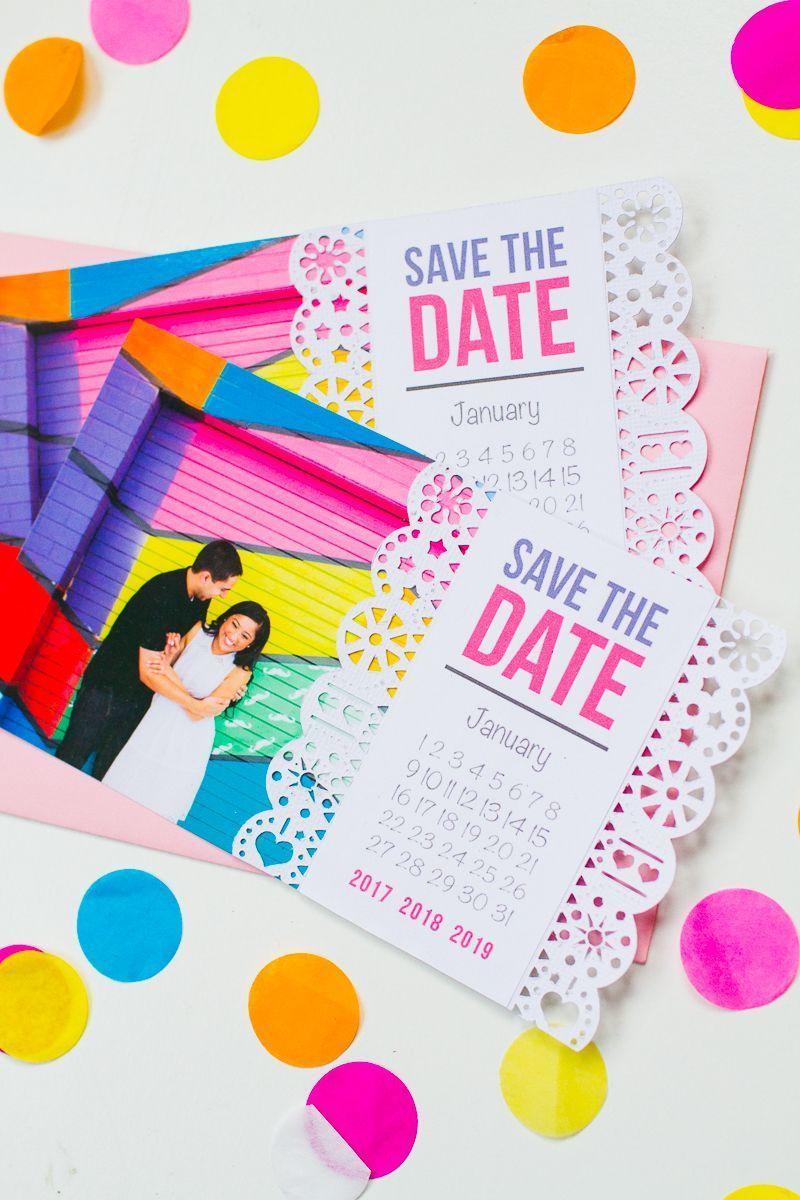 Decoração de casamento faça você mesmo: escolha a melhor foto de vocês para montar o convite de casamento