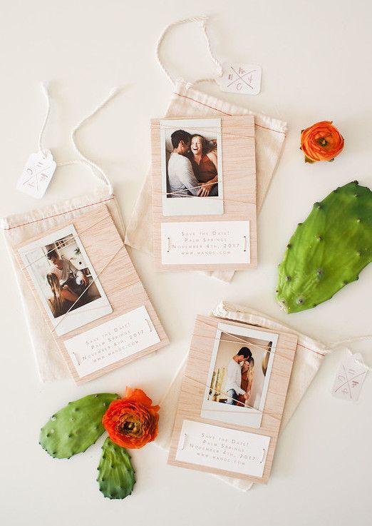 Decoração de casamento faça você mesmo: saquinhos de tecido guardam os convites