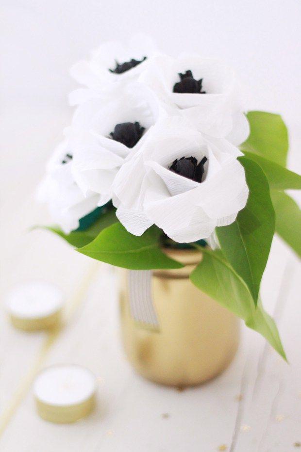 decoração de casamento faça você mesmo delicadas