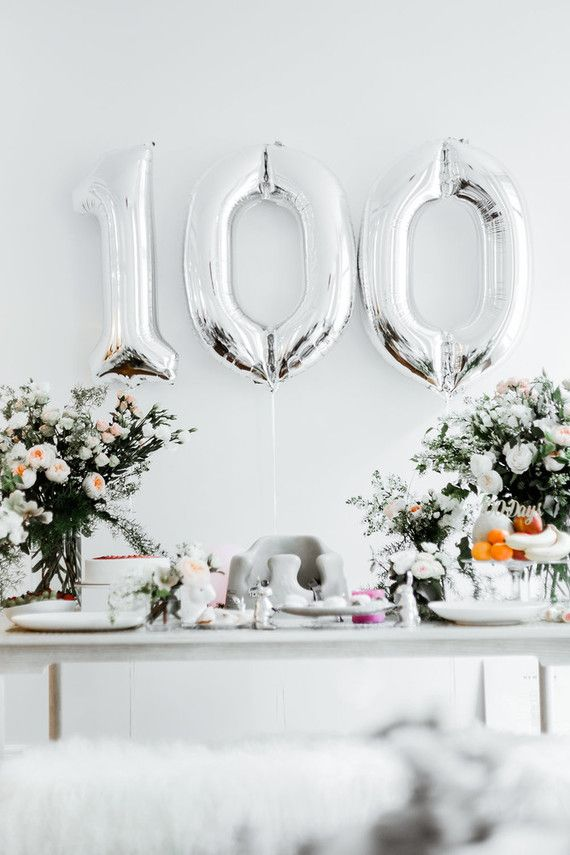 100 dias comemorados com muito charme no mesversário de bebê