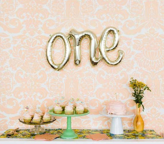 Mesversário de bebê: 60 ideias de decoração e como organizar
