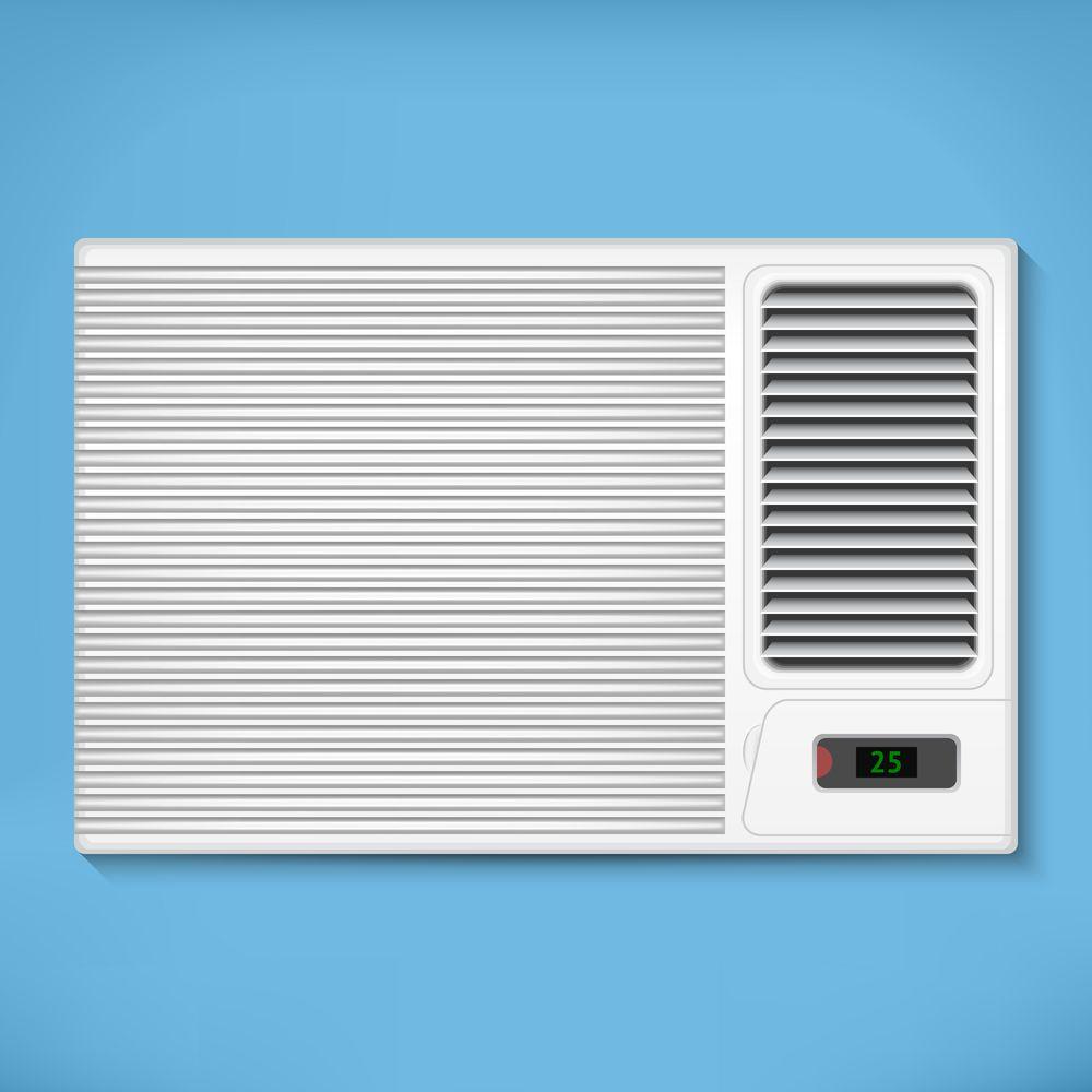 Ar condicionado de janela convencional