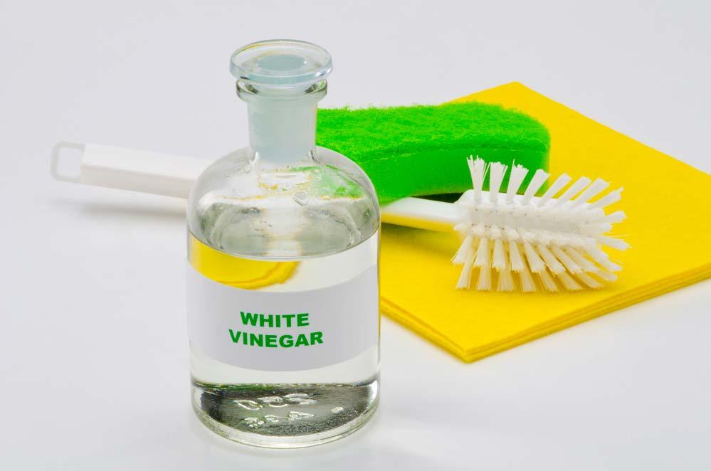 Como fazer amaciante comm vinagre branco