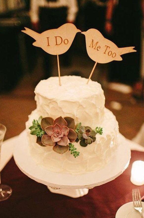 Bolo de noivado simples para festa