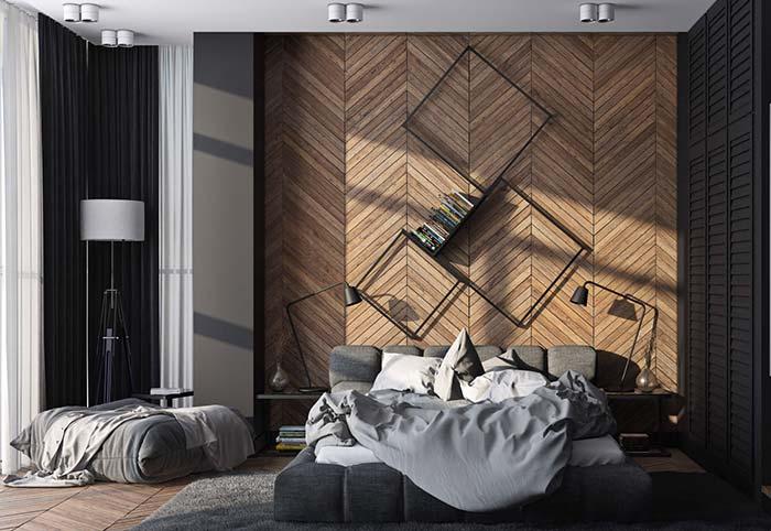 Efeitos visuais na decoração moderna