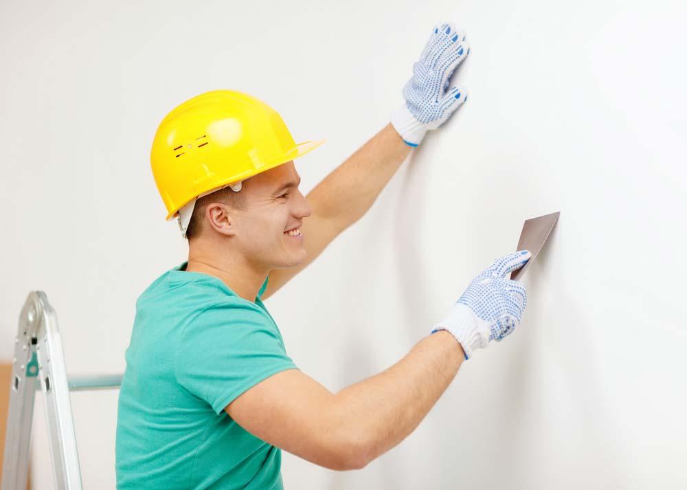 Como fazer grafiato na parede