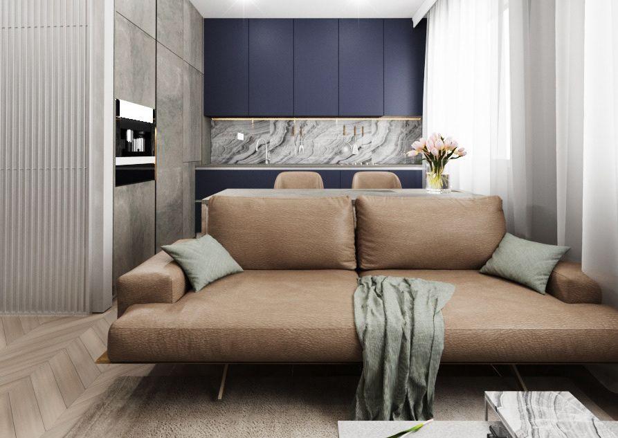 Decoração moderna para apartamento decorado