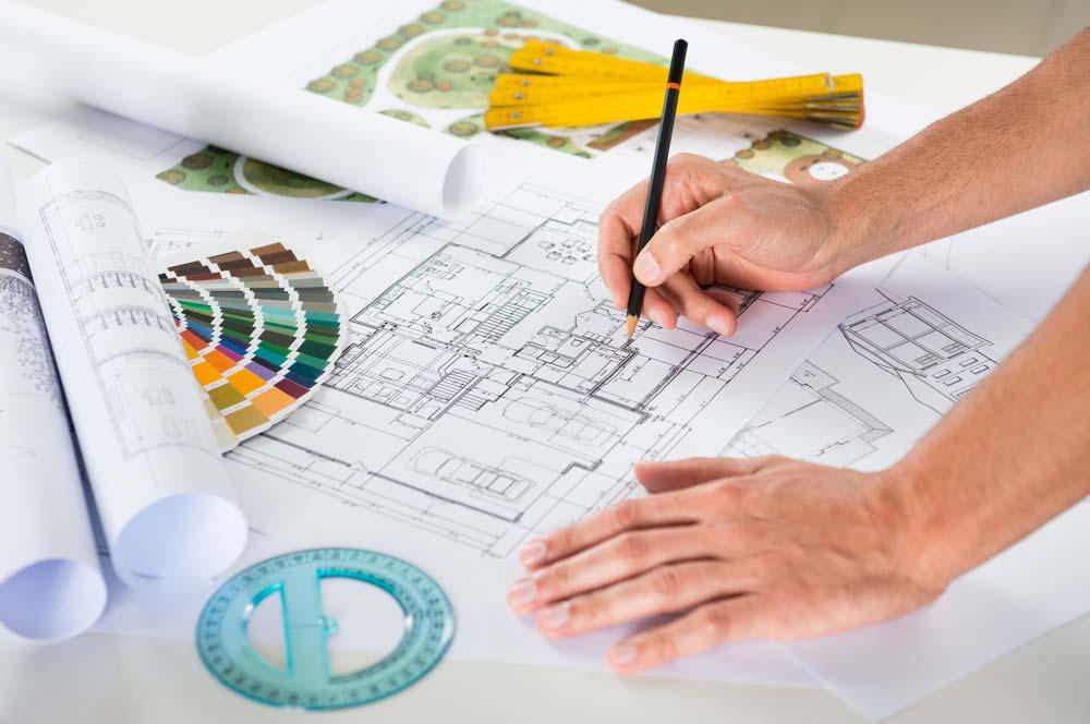 Mercado de trabalho de arquitetura