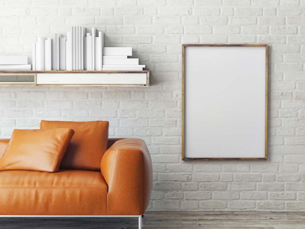Como tirar umidade da parede: desencoste móveis