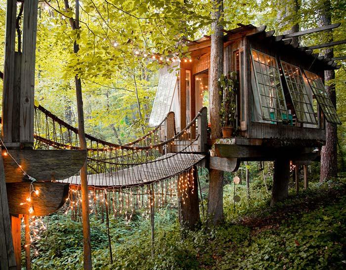 Casa na árvore: veja dicas para construir e 55 modelos com fotos