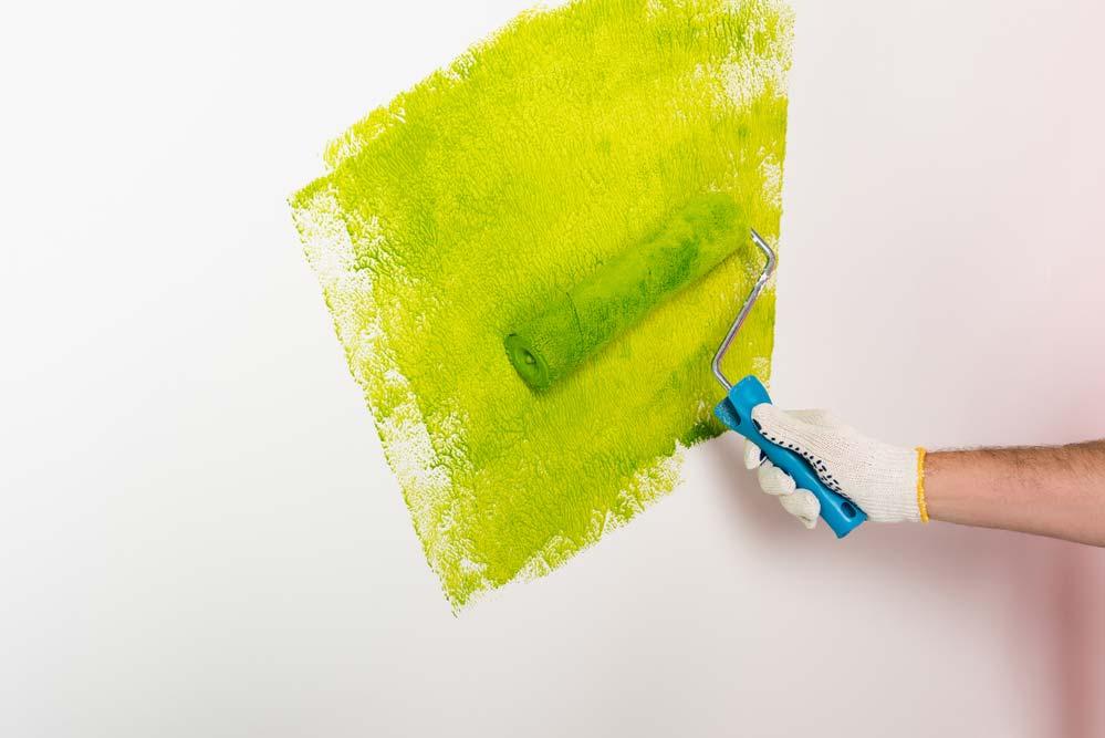 Como pintar parede quais os materiais necessários