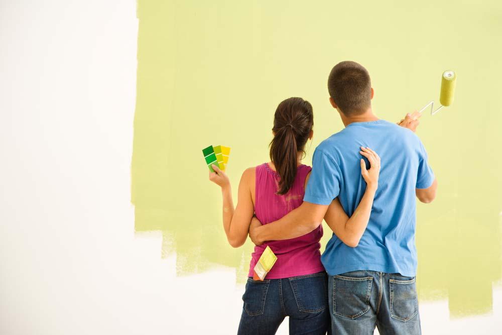 Como pintar parede: o que evitar?