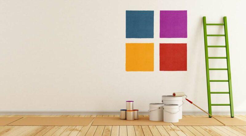 Como pintar parede: passo a passo e erros que devem ser evitados