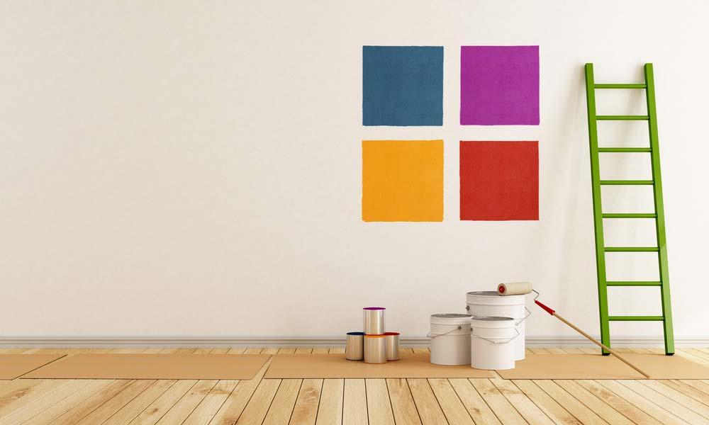 Como pintar parede passo a passo