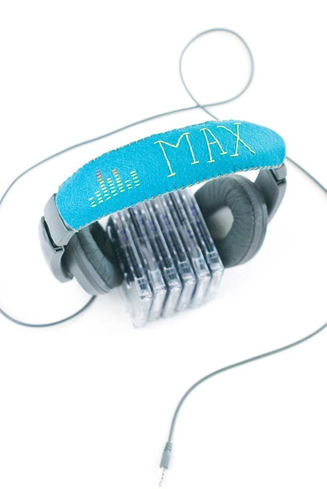 Fone de ouvido como porta CD