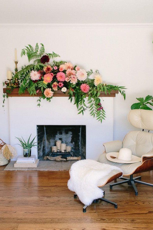 Decoração com flores: um arranjo monumental para enfeitar a sala
