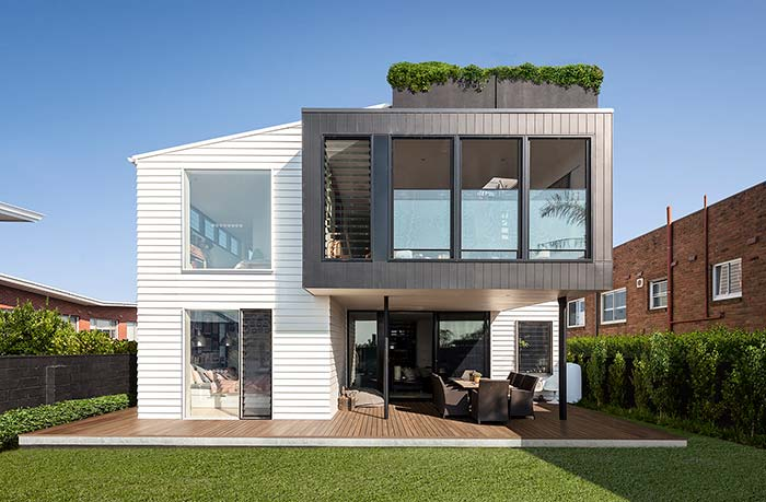 Casa pré-moldada pode ser construída nos centros urbanos, só precisa de um terreno no tamanho adequado ao projeto
