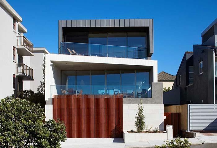 Design, estilo e variedade de materiais são alguns dos atrativos das casas pré-moldadas