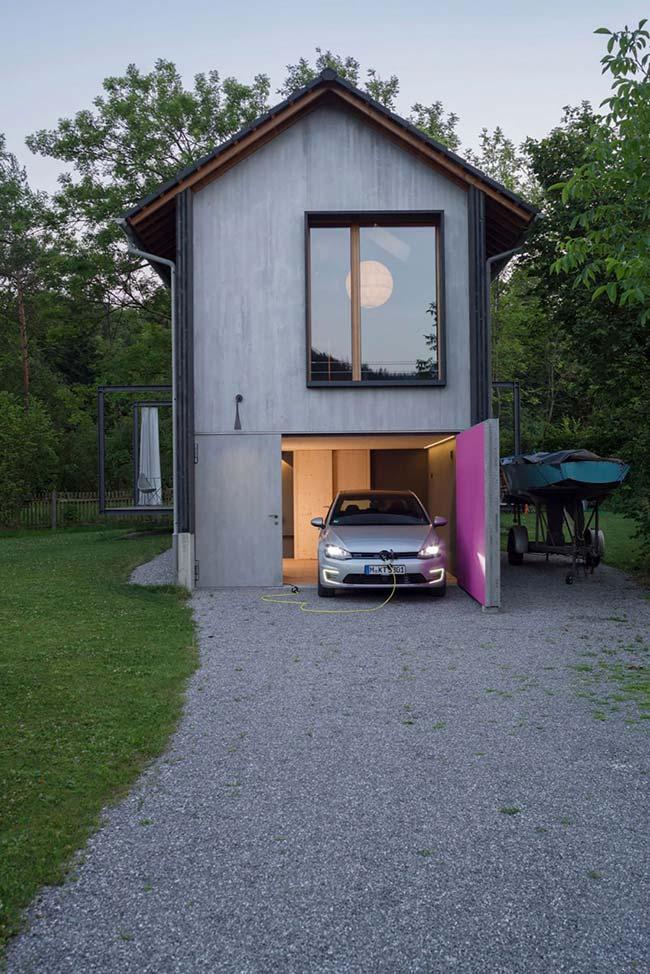 Valorize a casa com uso de janelas amplas
