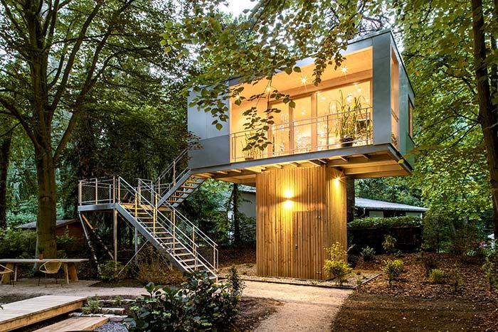 Casas baratas: parece brincadeira de criança, mas é uma casa de verdade