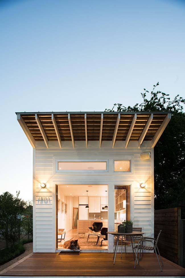 Casa barata container