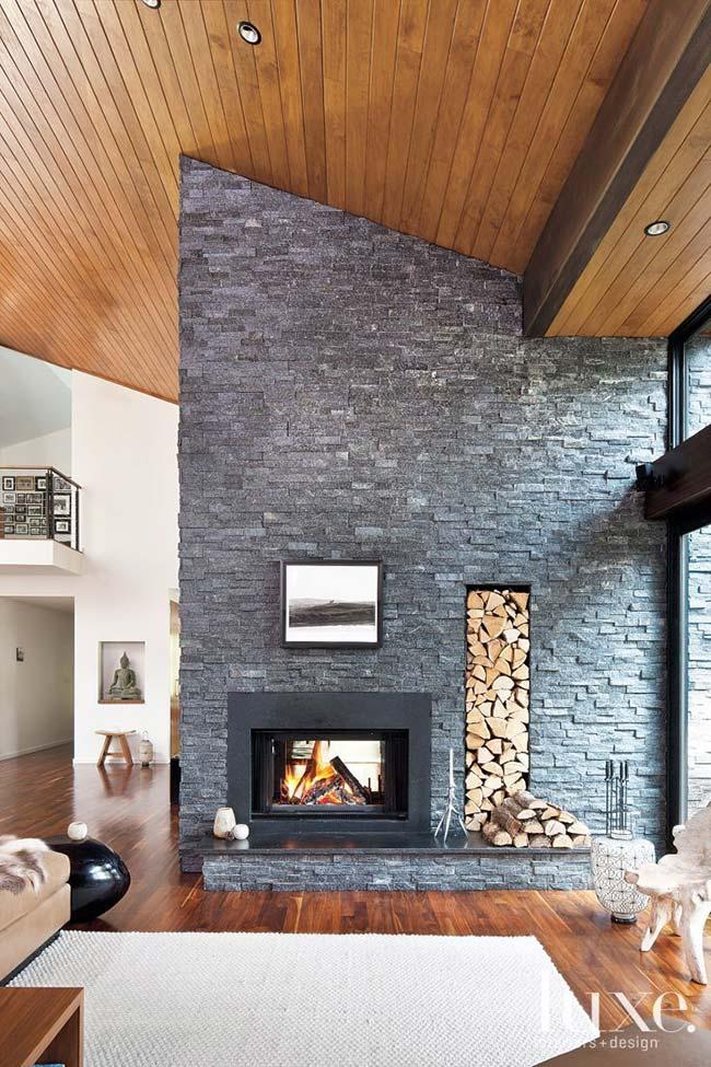 Pedras decorativas: o máximo do conforto e do aconchego