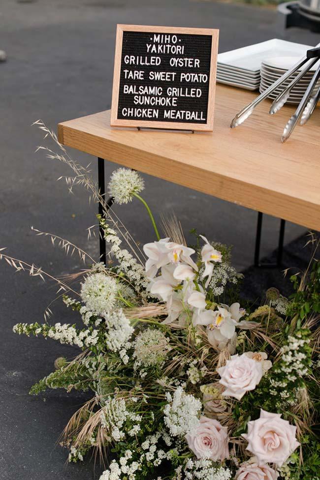 Flores para casamento: versátil, a mosquitinho se 'enturma' com flores de espécies variadas