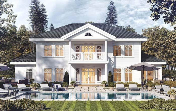 Casa perfeita: um sonho americano