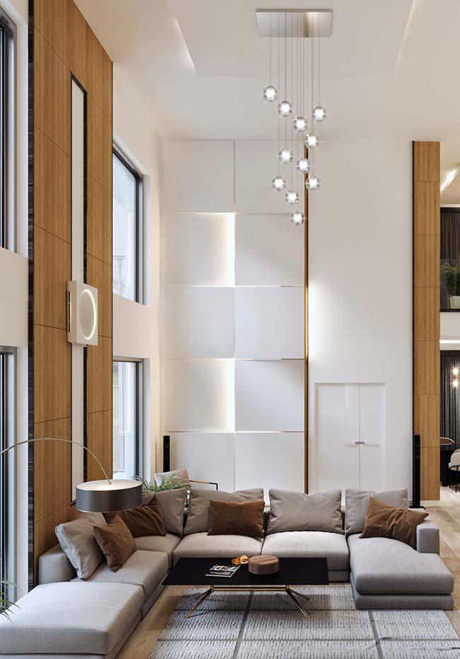 Inspiração para uma sala de estar perfeita