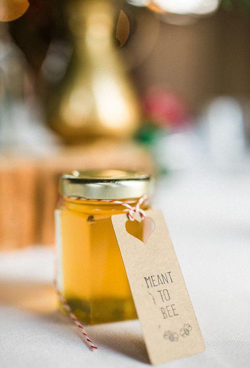 Lembrancinha Dia dos Pais: pote de mel para um papai abelhudo