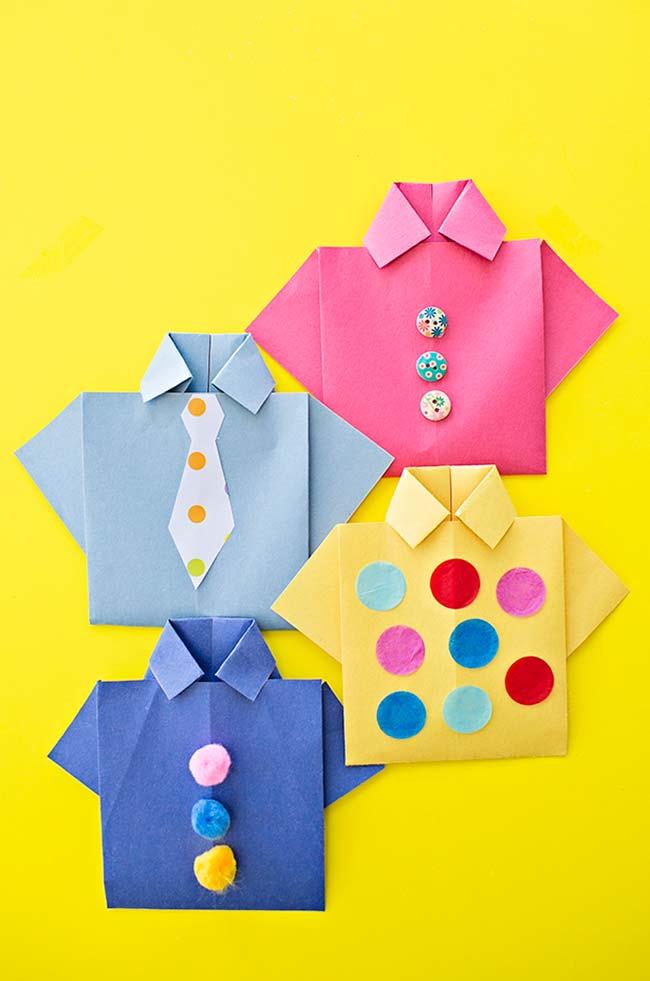 Camisas e gravatas são o grande símbolo do Dia dos Pais