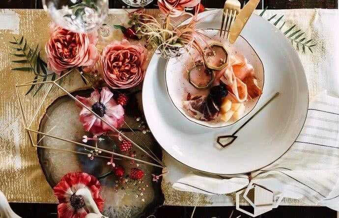 Mesa de Natal: descubra 60 ideias para decorar a sua mesa