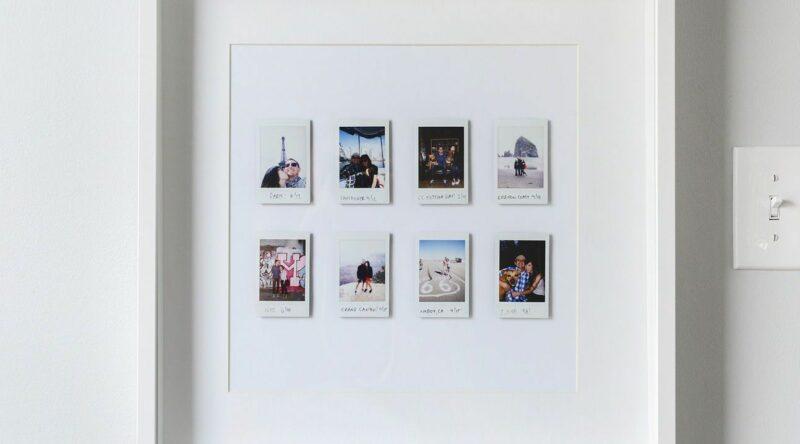 Quadro de fotos: descubra 60 ideias criativas de decoração