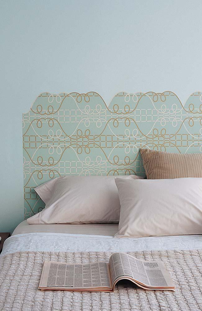 A dica para baratear e renovar a decoração da casa é apostar no uso de adesivos