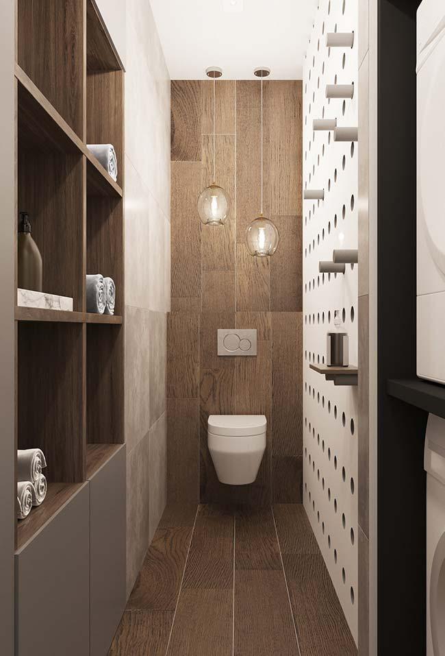 Banheiros também entram na lista dos ambientes que podem e devem ser planejados