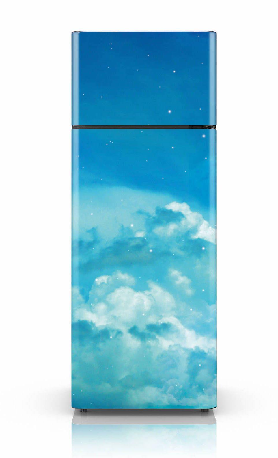 E que tal se inspirar em um céu azul e estrelado como esse?