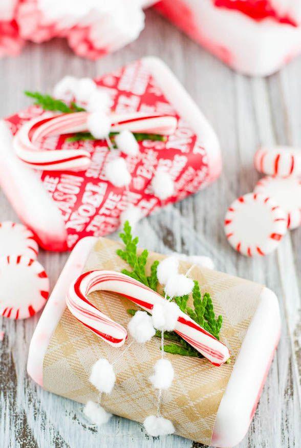 sabonete decorado simples