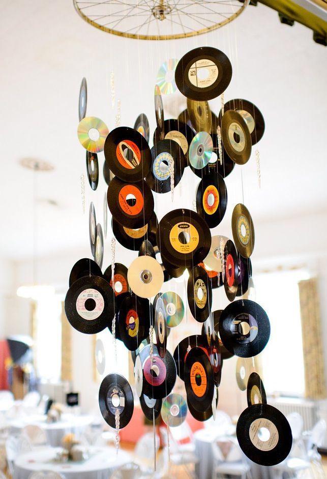 sino dos ventos diferente a partir daqueles CDs que já estão riscados e sem uso