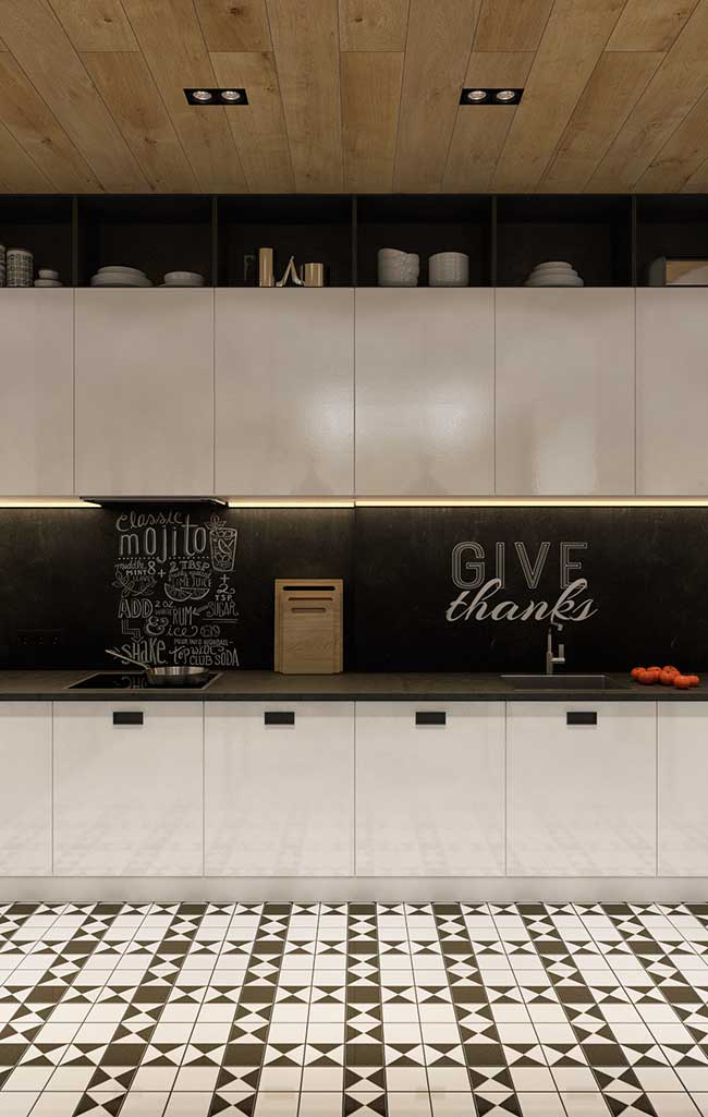 Um modo simples, bonito e rápido de mudar a cara da sua cozinha