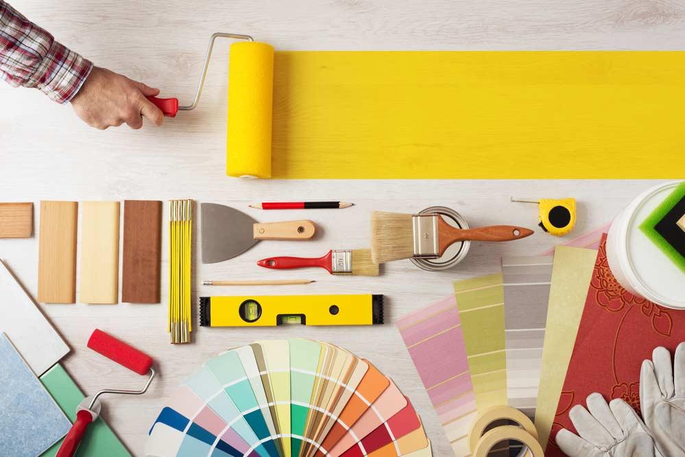 Materiais necessários para pintar móveis de madeira