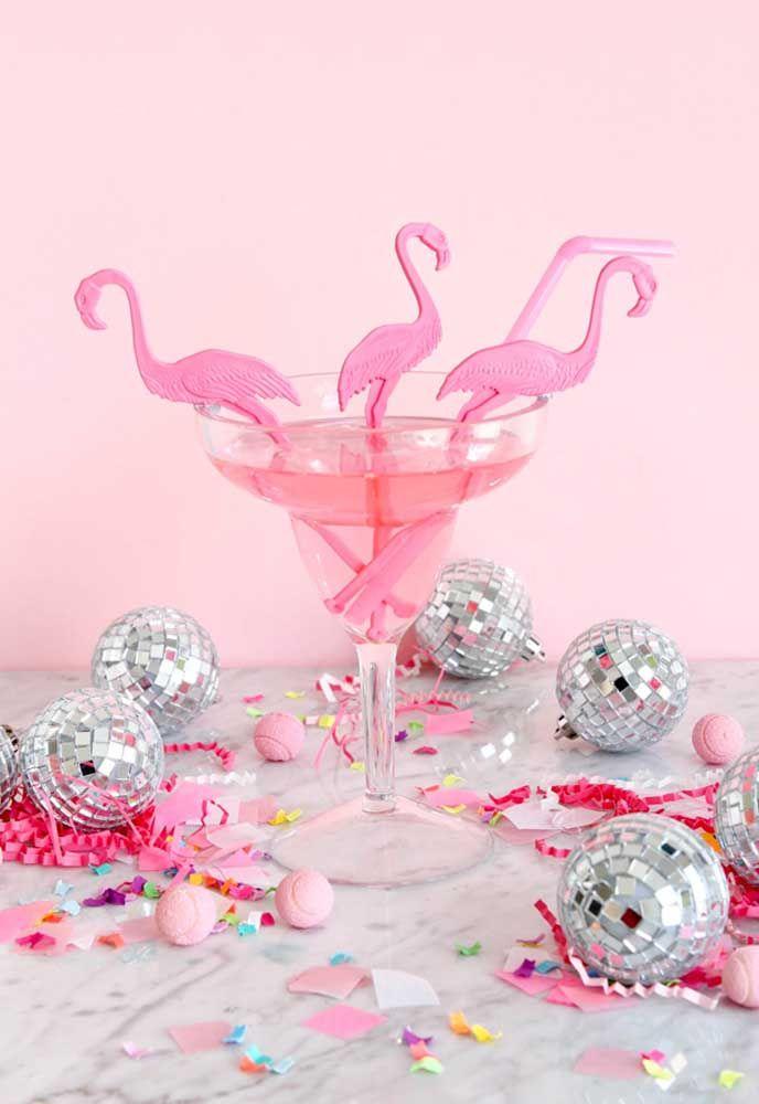 Festa flamingo glam