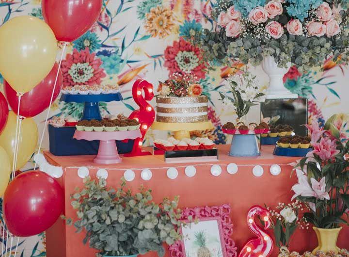 Festa flamingo: dicas criativas para decorar e receber com o tema