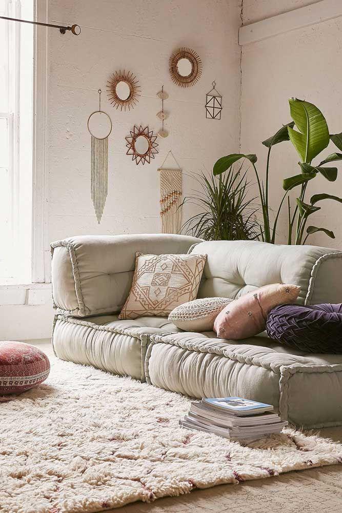 Filtro dos sonhos para decorar sala de estar