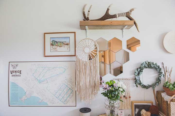 Filtro dos sonhos: 60 ideias criativas para usar na decoração