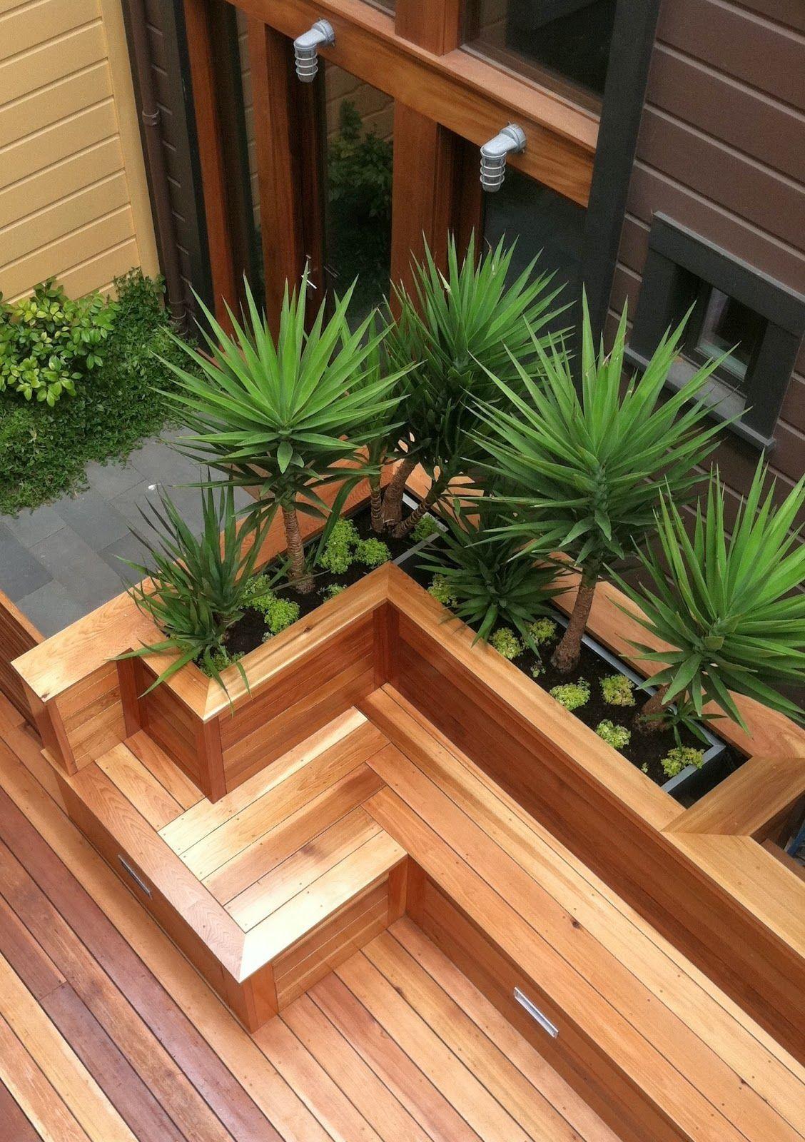 Um cantinho para descansar e relaxar na bela e fresca companhia das palmeiras azul
