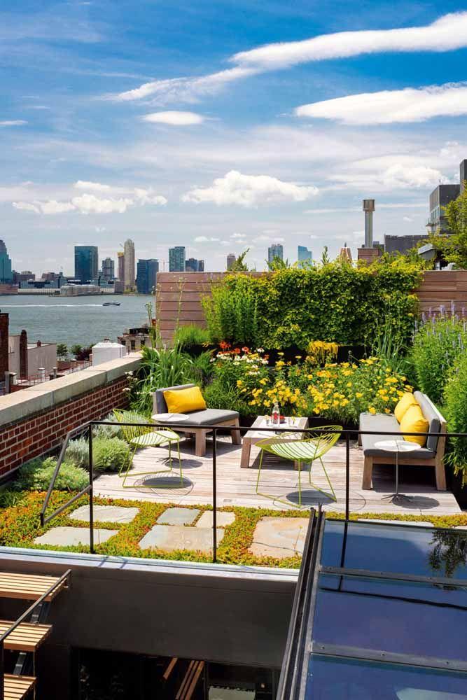 O telhado verde é ou não é a melhor opção para quem deseja trazer um pouco de natureza para o cotidiano?