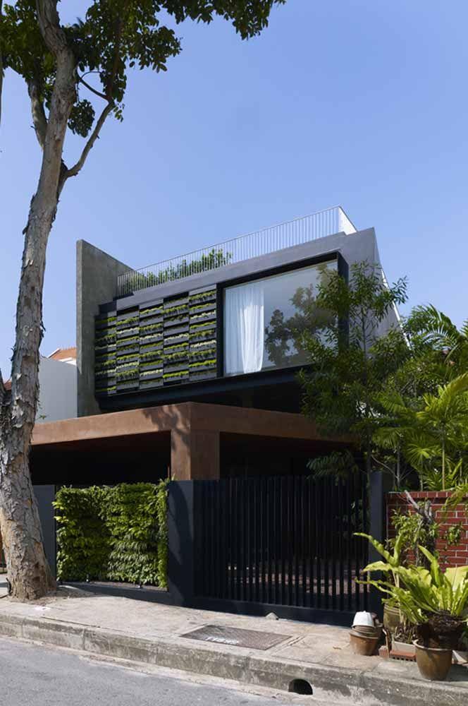 O telhado verde é democrático e acessível para todo tipo de construção, das mais clássicas às mais contemporâneas