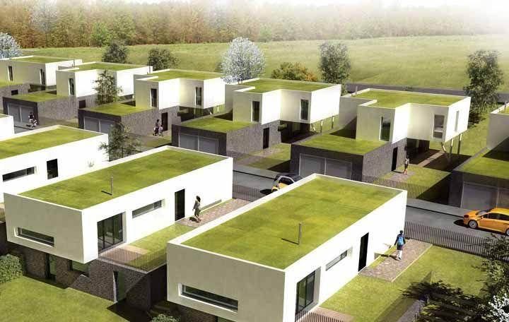 Um condomínio de casas verdes e sustentáveis: faz a sua felicidade?