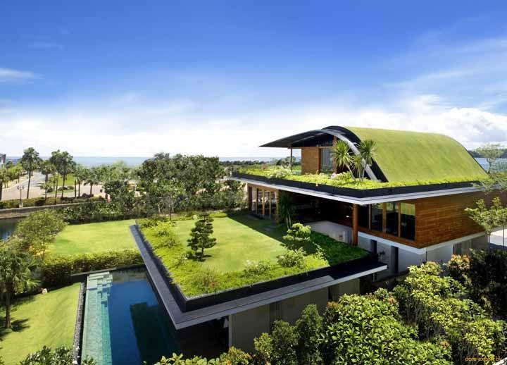Telhado verde: saiba como funciona, vantagens e descubra 60 ideias